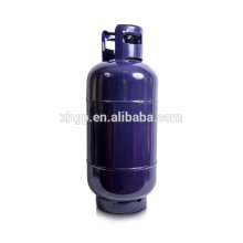 Wirtschaftliche, dauerhafte Verwendung 19 kg Stahl-Liner-umwickelte 40-l-Gasflaschen