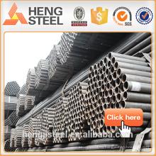 Тяньцзинь черный MS Труба сталь