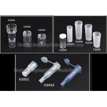 Taza de muestra desechable para uso médico