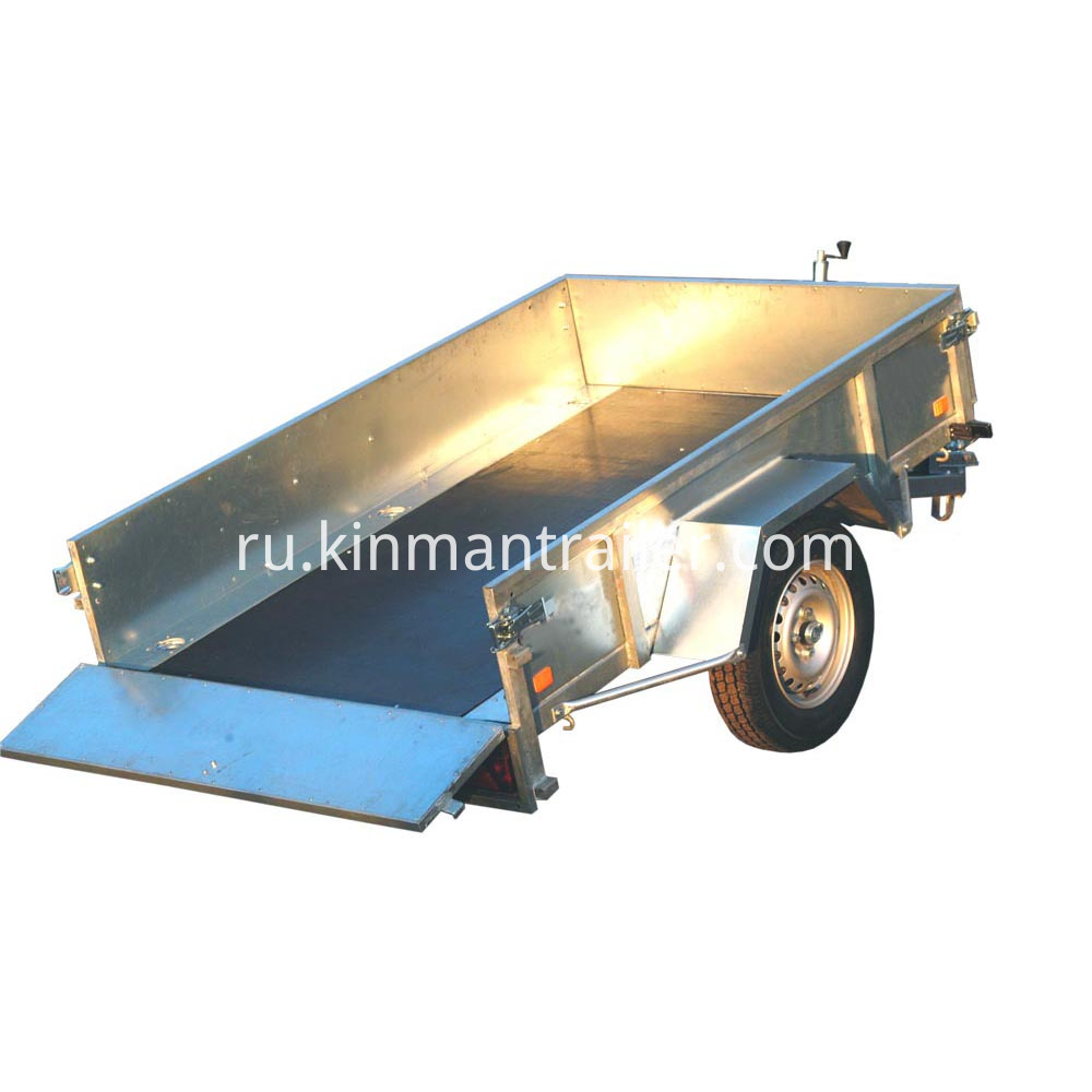 Box Trailer Camper