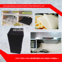 all kinds of activated carbon filter carbon air filter for car/kitchen/air conditioning Carbon Cabin Air Filter