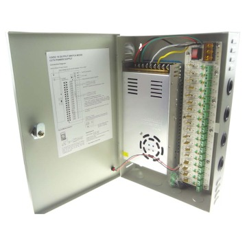 12V 30A 360W 18Channel Alimentation Box