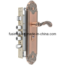 De Buena Calidad Manija de puerta de bronce China Factory