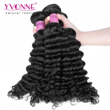 Vague profonde cambodgienne Virgin Remy cheveux humains
