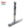 Brocas superiores de metal duro para fundición