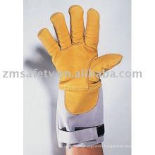 Fire fighter work glove ZM69-A