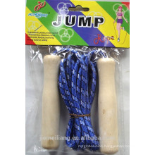 JML 2015 New Jump Ropes High Quality Skipping jump ropes with wooden handle