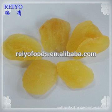 dried pear chunks with sugar