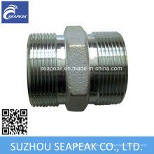 Carbon Steel Ground Joint Coupling-Double Spud