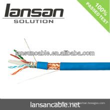 LANSAN Alta velocidade preço competitivo ul listado cat5e cabo cat6 cabo lan cabo 305m