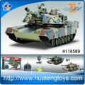 Горячие продажи 1:24 RC боевой танк с инфракрасным H116589