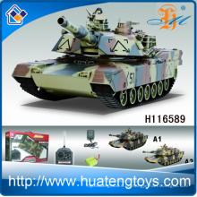 Heißer Verkauf 1:24 RC kämpfender Behälter mit Infrarot H116589