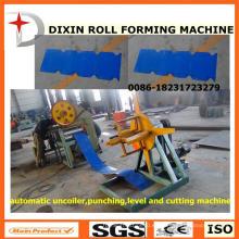 Punzonadora de hojas de metal Dx y máquina de corte