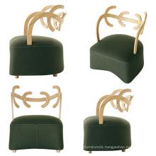 Single Seat Upholstery Living Room Sofa Chair