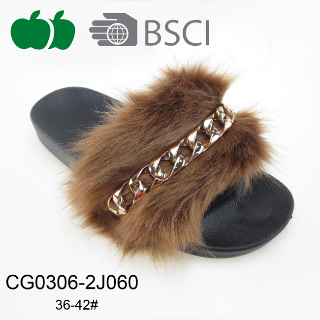 Fashion Elegant Comfortable Flat Latest Ladies Slipper