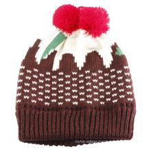 16FZCB09 holiday knitted custom beanie