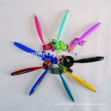 benutzerdefinierte Rubber ball Pen, Stift, Förderung Stift