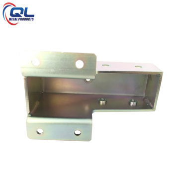 SPCC Electroplating/Bending Sheet Metal Parts Fabrication