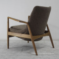 Mobiliário de Sala de Design Nódica Cadeiras de Sofá de Madeira de Alta Qualidade