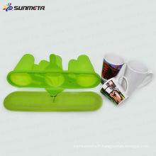 Clous de silicone 3D 12 oz / 17 oz pour la tasse de sublimation 3D