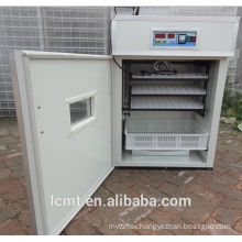 New Condition Chicken Usage Automatic 264 Egg Incubator