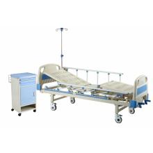 HK206 Cama de hospital manual de dos funciones