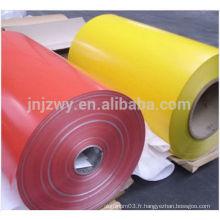 PE PVDF Bobine en aluminium recouverte de couleur 1100 3003 3105 5052