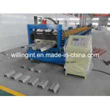 Serie Steel Floor Deck Rollformmaschine