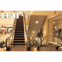 Escada rolante interna com largura de etapa de 30 graus 600 milímetros