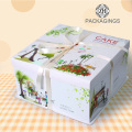 Bake Cake Boxes Packaging for Customize