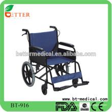 Алюминиевый легкий прочный инвалидный коляска