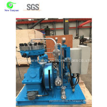 Compresseur de diaphragme à gaz de deutérium pour diverses utilisations