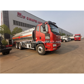 20000 liter heavy 6x4 oil tanker truck price