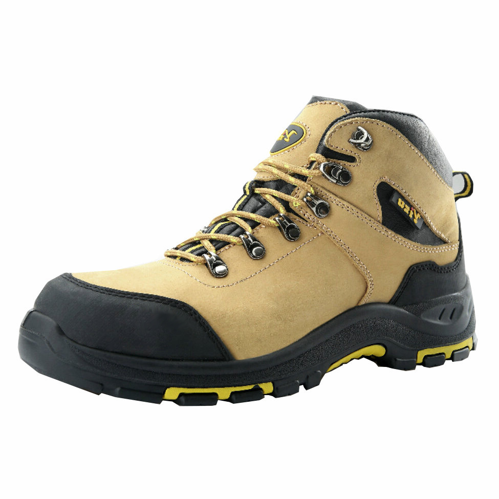 nubuck leather safety shoes SS7H203
