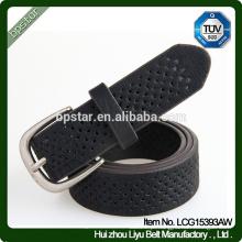 Cinto de couro genuíno Lady Strap fêmea Cintos de couro Mulher Cintura Designer para Jeans Ceinture Casual Oco