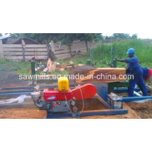 Aserradero Circular Sierra Aserradero de madera con carro