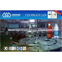 High Precise Carbonated Drink Filling Line / Facility / Machine