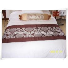 Bufanda de cama de hotel para hotel de 5 estrellas