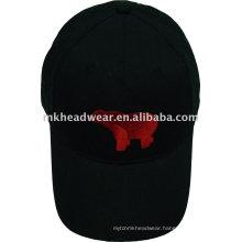 10x10 heavy brushed cotton twill baseball cap