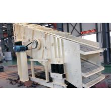 Tamis vibrant mobile industriel pour usine de mines