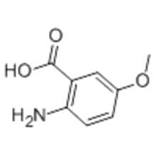 2-Amino-5-methoxybenzoic acid CAS 6705-03-9