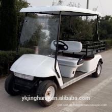 Weißes elektrisches Nutzfahrzeug mit 2 Sitzplätzen von China (Festland) zum Verkauf