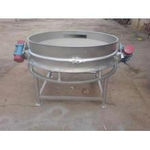 High Screening Efficiency Mica Washing / Metallurgy Tumbler Sieving Machine