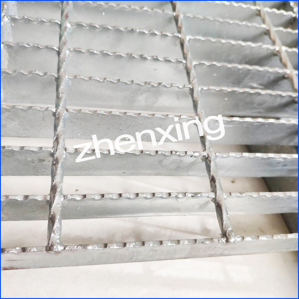 Metal Grating Walkway