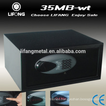 Beautiful hotel safe box,electronic hotel safe,hotel safety box for 3star to 5 star hotel rooms