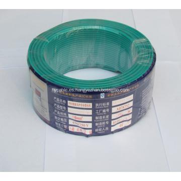 Cable de alambre eléctrico aislado PVC del conductor de aluminio