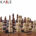 Juego de ajedrez de madera de alta calidad Jugar ahora