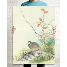 Ölmalerei Chinesische Art-Ausgangsdekor