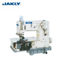 JK2000C Industrial Fat-agulha Agulha-Cama que faz a máquina do vestuário da máquina de costura do laço da correia