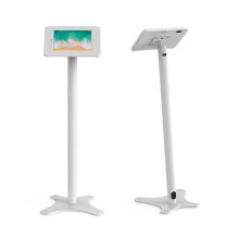 """Anti theft 360 degree rotation pole stand tablet floor stand holder for ipad 10.2"""""""